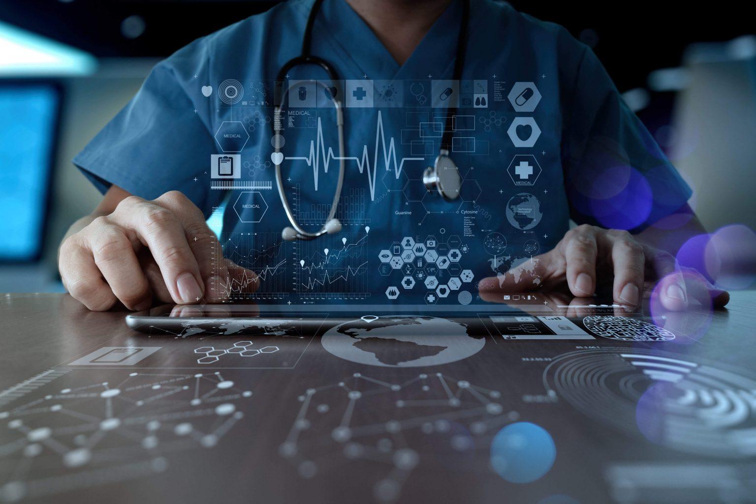 tendências de tecnologia para área médica